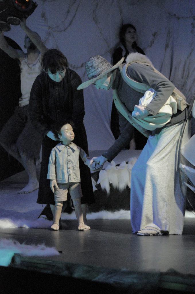 人形演劇「銀河鉄道の夜」ギャラリー画像